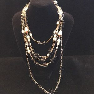 "Gorgeous,  Gold, 21"" Necklace!"